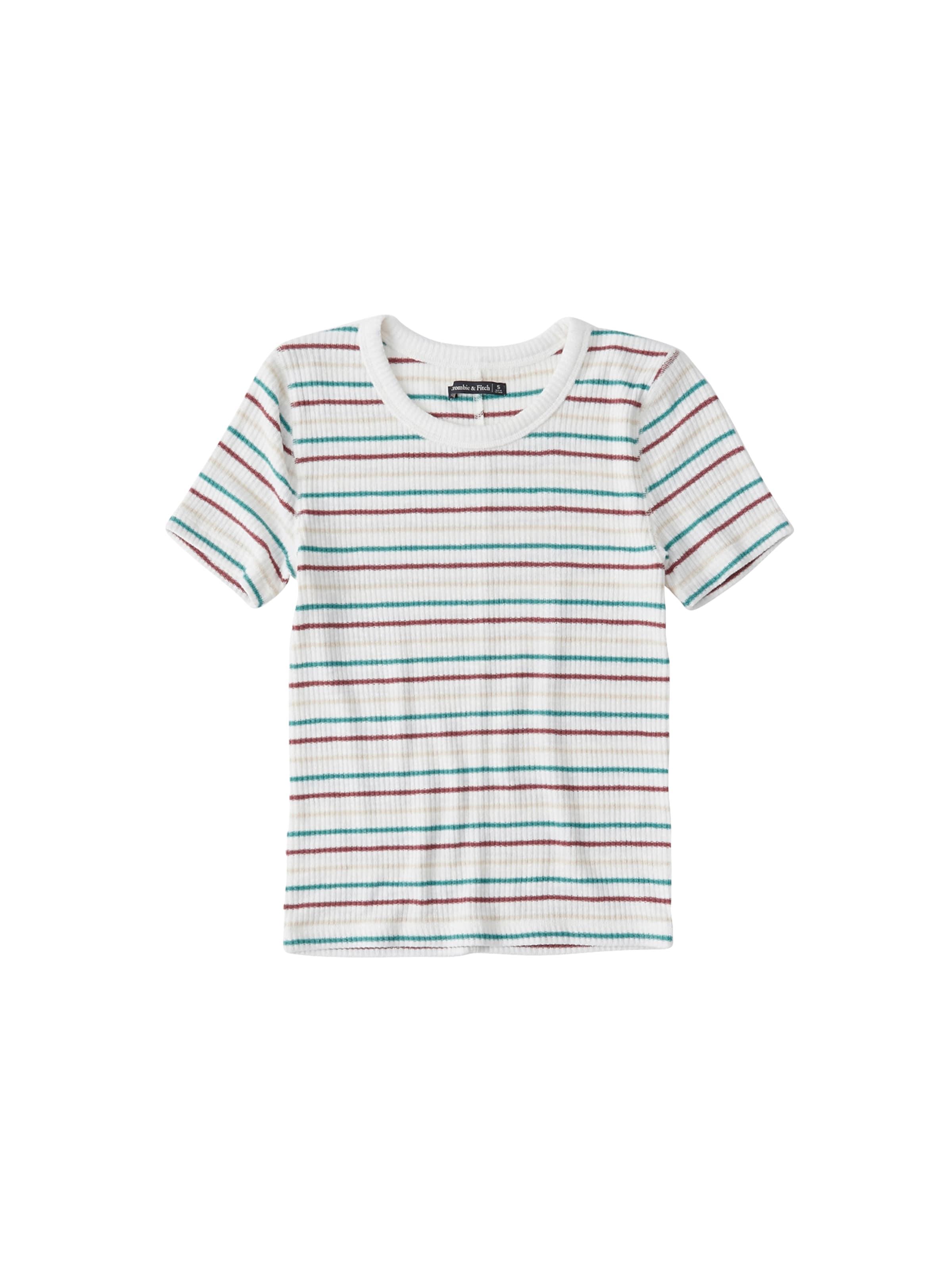 En 's119 ss' Fitch T De CouleursBlanc Mélange shirt Abercrombieamp; c3S4RjLA5q