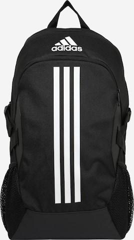 ADIDAS PERFORMANCE Plecak sportowy 'Power 5' w kolorze czarny
