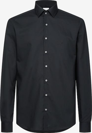 Calvin Klein Hemd in schwarz, Produktansicht
