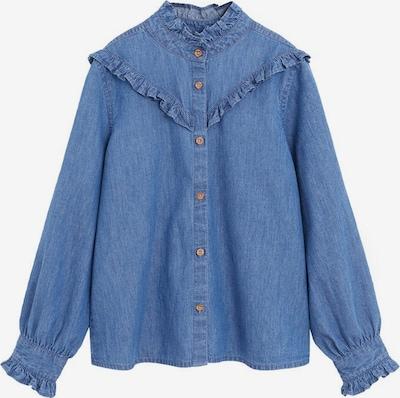 MANGO KIDS Bluzka 'Estrella' w kolorze niebieski denimm, Podgląd produktu