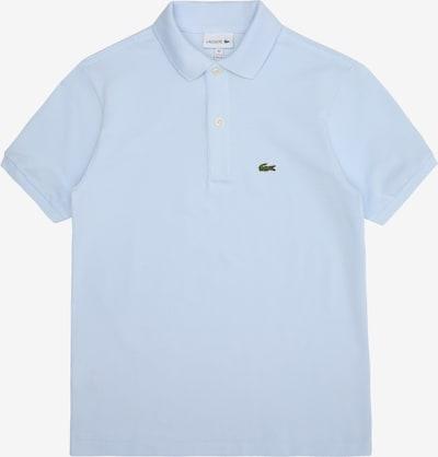 LACOSTE Shirt in hellblau, Produktansicht