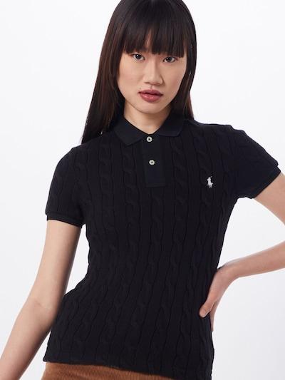 POLO RALPH LAUREN Koszulka w kolorze czarnym: Widok z przodu