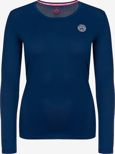 BIDI BADU Shirt 'Pia Tech' in dunkelblau, Produktansicht