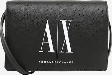 ARMANI EXCHANGE Válltáska - fekete