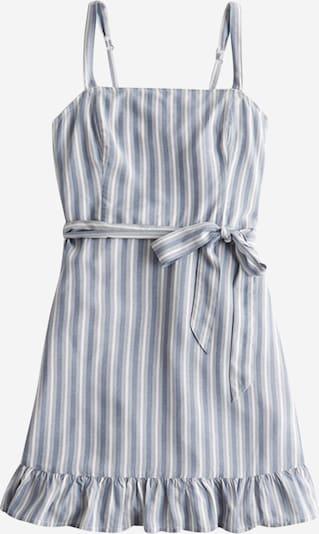 Rochie de vară HOLLISTER pe albastru deschis / alb, Vizualizare produs