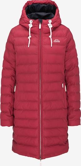 ICEBOUND Wintermantel in rot, Produktansicht