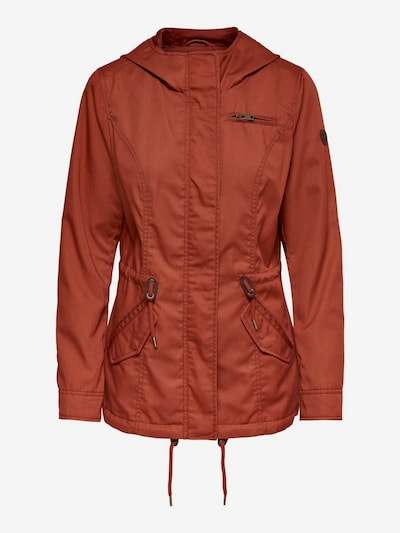 ONLY Parka in rot: Frontalansicht