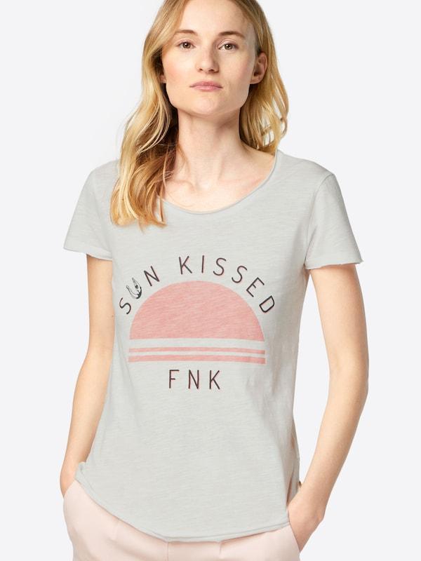 Funky Buddha T-Shirt mit Print
