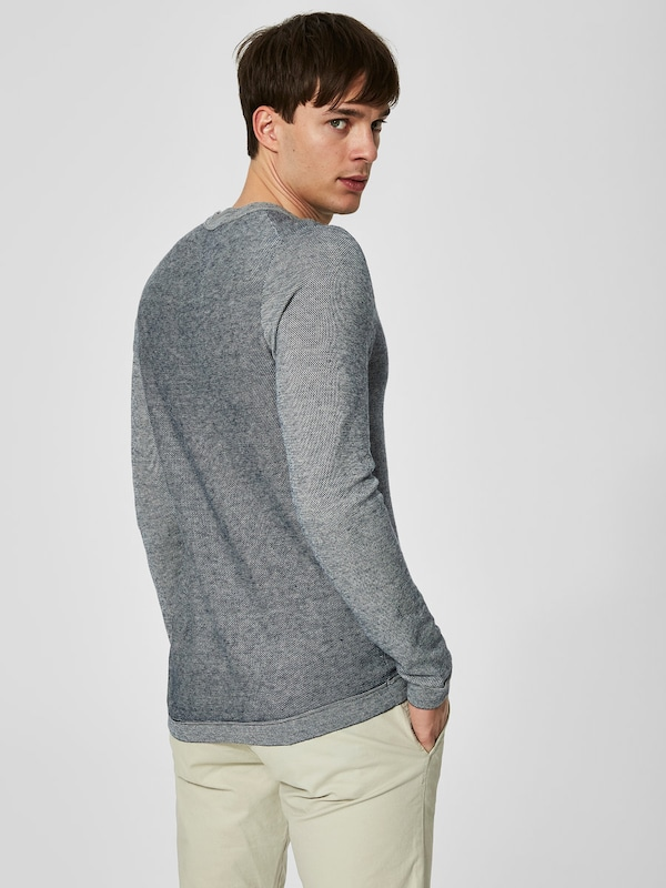 SELECTED HOMME Wollmix Strickpullover