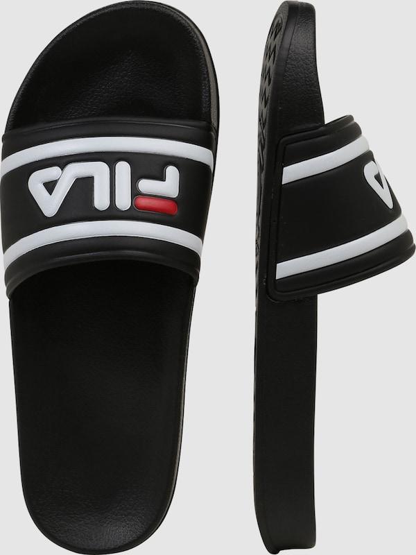 Haltbare | Mode billige Schuhe FILA | Haltbare Slides-Pantolette 'Morro Bay' Schuhe Gut getragene Schuhe be4539