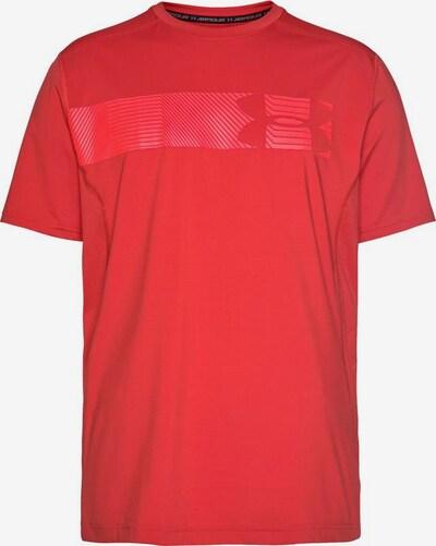 UNDER ARMOUR Functioneel shirt in de kleur Rood, Productweergave