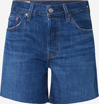 LEVI'S Short '501' in blue denim, Produktansicht