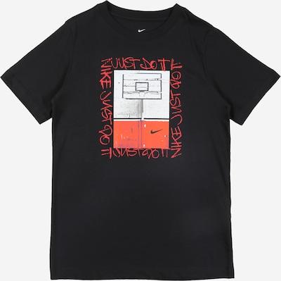 Nike Sportswear Shirt in mischfarben / schwarz: Frontalansicht