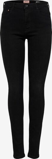 ONLY Jeans 'PAOLA' in de kleur Zwart: Vooraanzicht