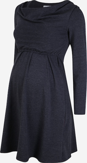 Bebefield Robe 'Sienna' en bleu chiné, Vue avec produit