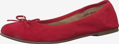 s.Oliver Ballerina in rot, Produktansicht