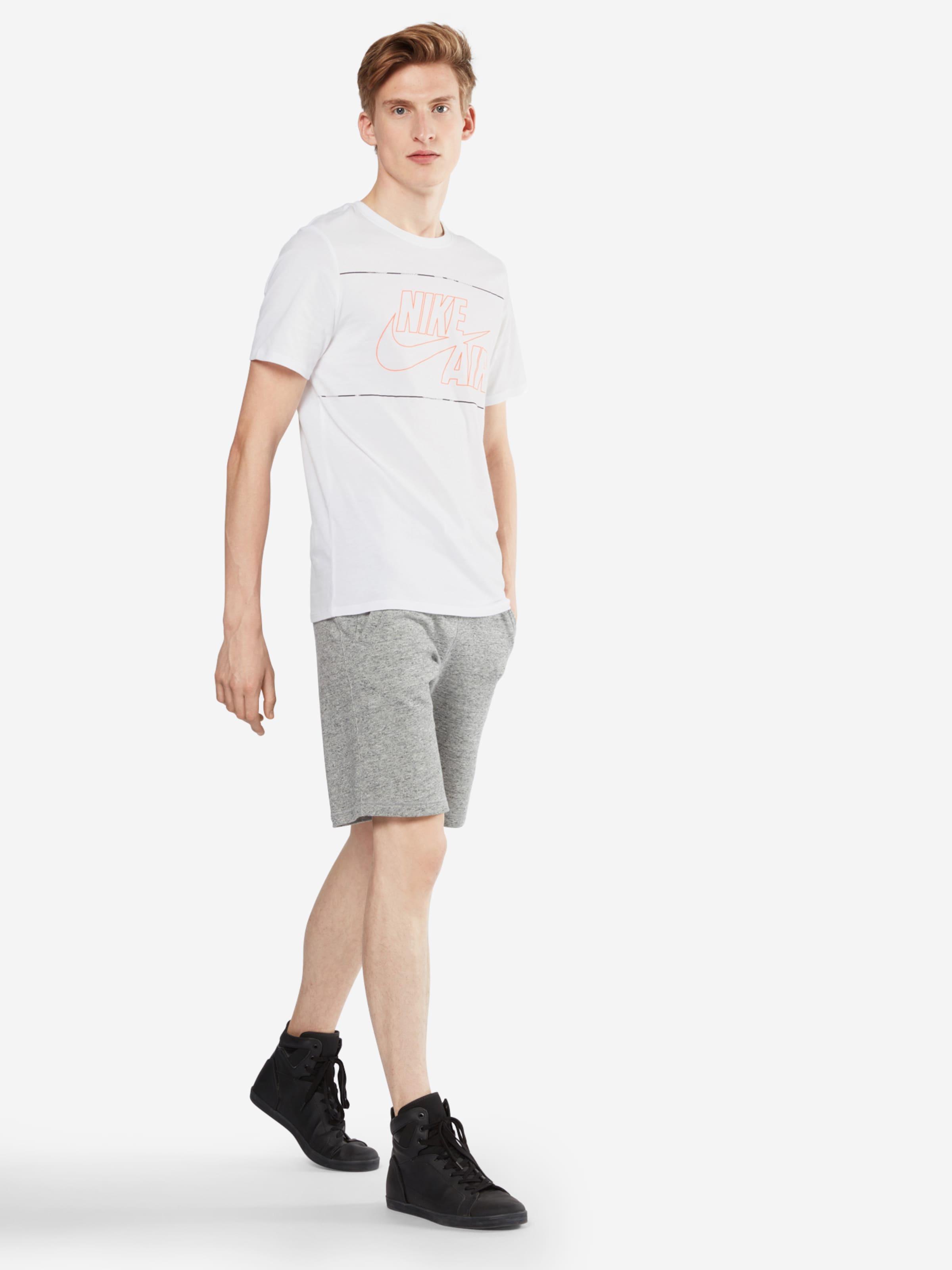 Freies Verschiffen Große Diskont Nike Sportswear T-Shirt 'M NK AIR TEE 1' Wie Viel Online Billig Footlocker 4ZIV006vT