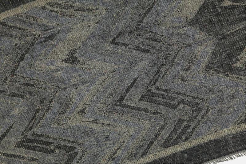 Passigatti Schal mit Lurexfäden