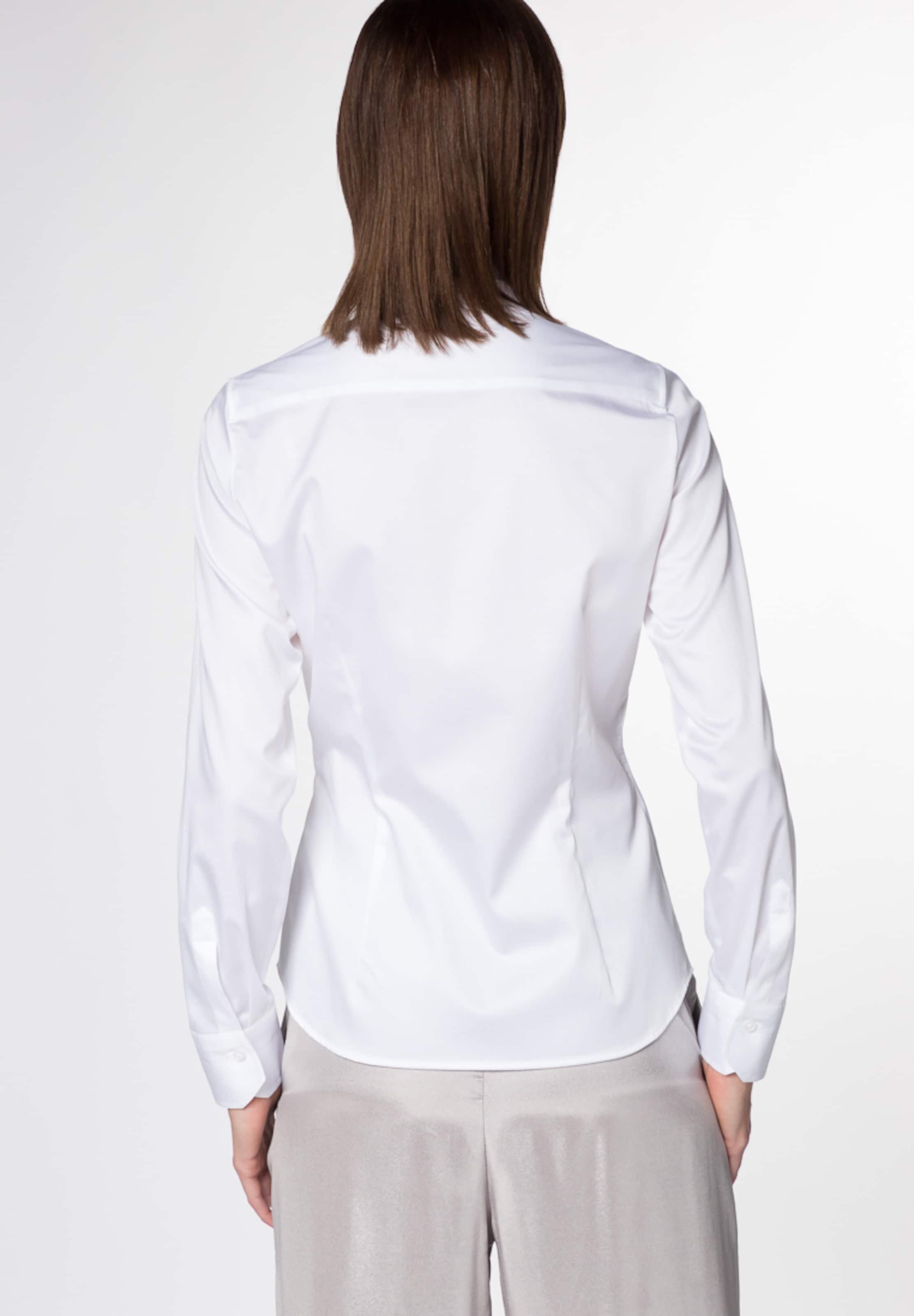 Eterna Bluse Weiß Weiß Eterna In In Bluse Bluse Eterna Eterna In Weiß xoeQdBrCW