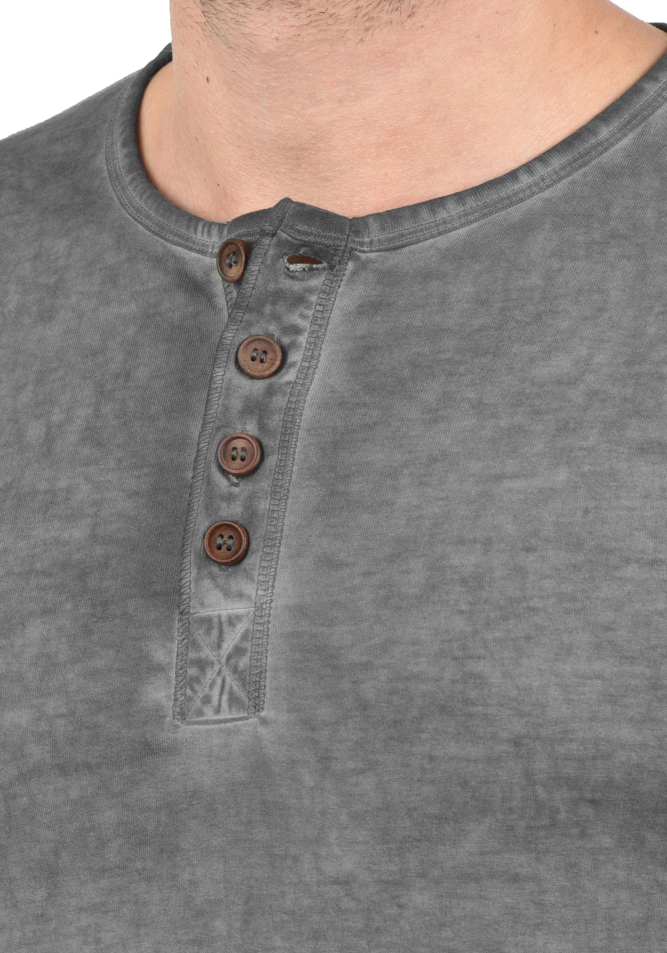 'tihn' 'tihn' solid solid Grau solid Rundhalsshirt Grau Rundhalsshirt In 'tihn' Rundhalsshirt In 9DYeW2IEHb