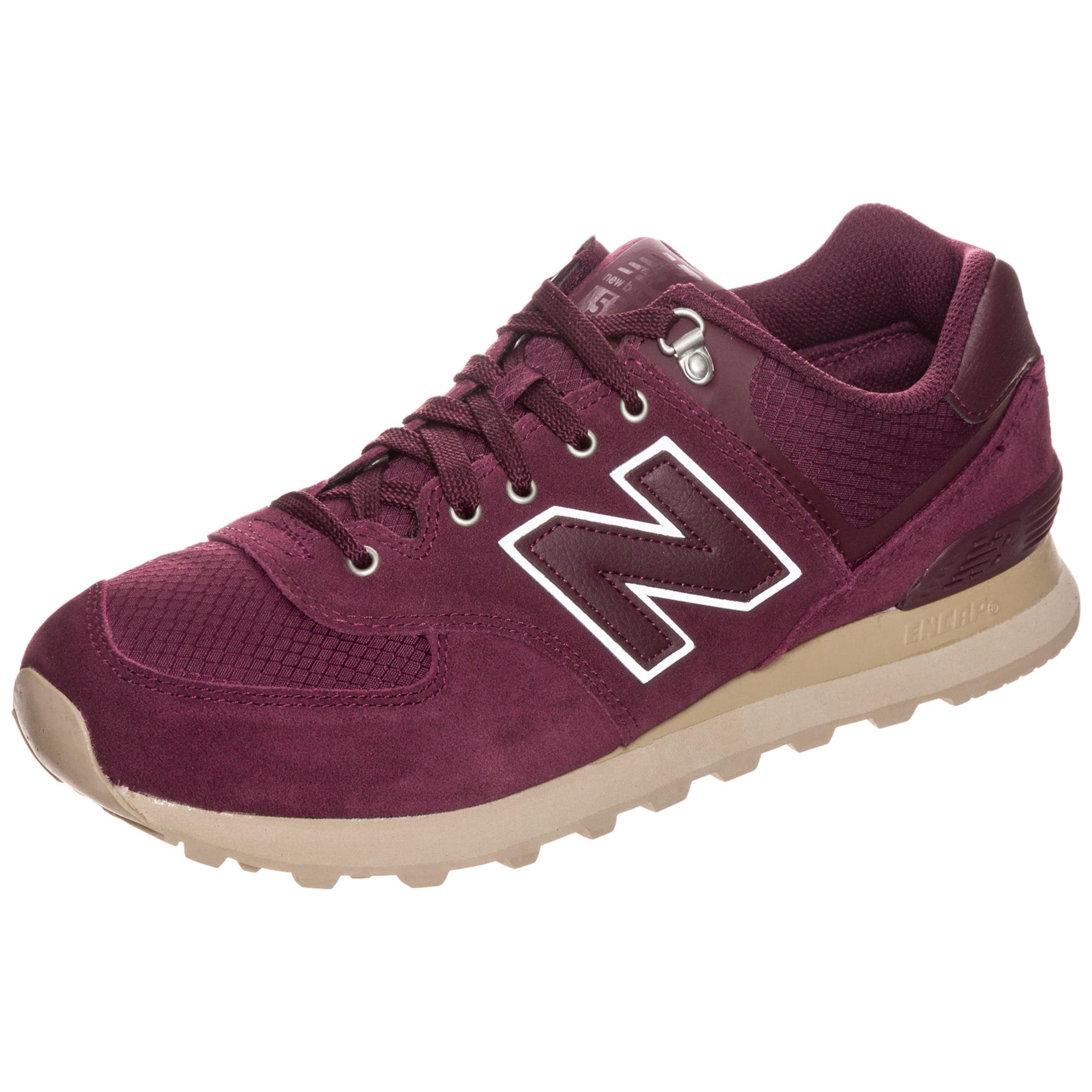 Haltbare Mode billige Schuhe new balance | ML574-PKS-D Sneaker Schuhe Gut getragene Schuhe