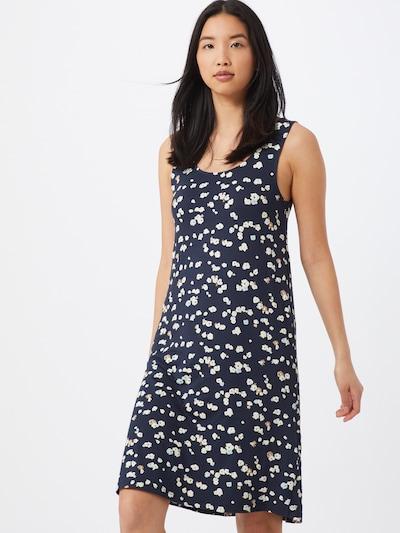 ICHI Kleid 'IHLISA DR7' in blau, Modelansicht