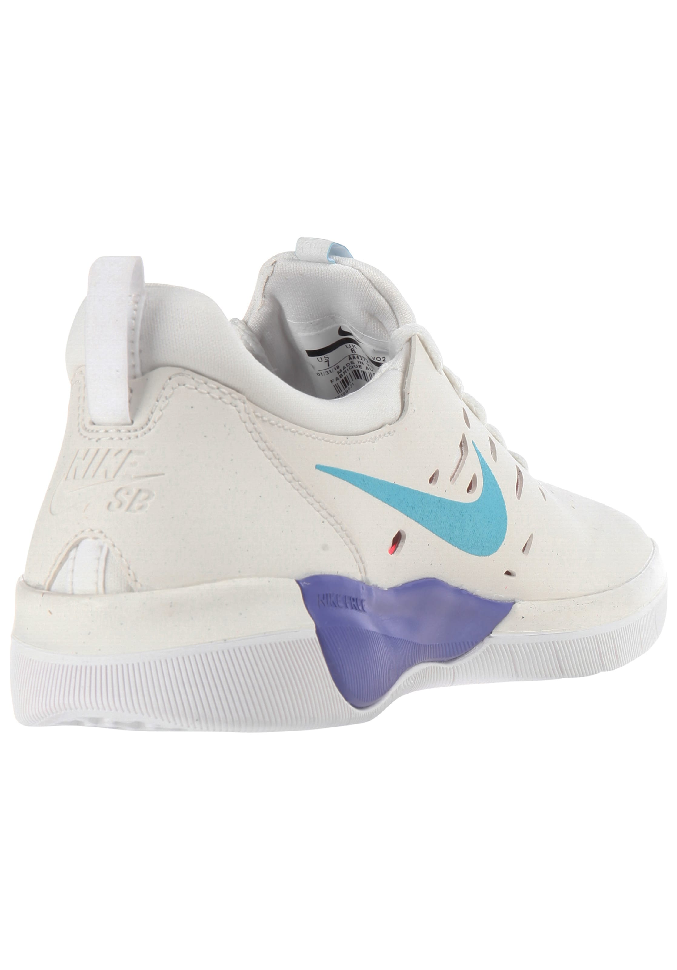 Nike SB Nyjah Nyjah Nyjah Free Turnschuhe Kunststoff Bequem, gut aussehend 25f8d5