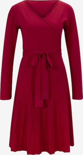 heine Sukienka w kolorze czerwonym: Widok z przodu
