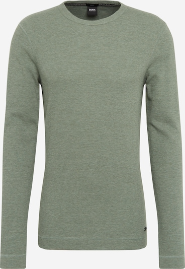 BOSS Sweter 'Tempest' w kolorze zielonym, Podgląd produktu