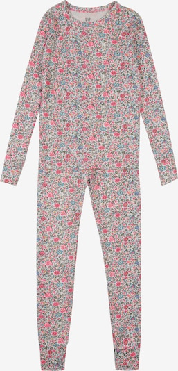 GAP Schlafanzug 'G DITSY FLRL LJ' in pink, Produktansicht