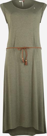 Suknelė iš Ragwear Plus , spalva - alyvuogių spalva, Prekių apžvalga