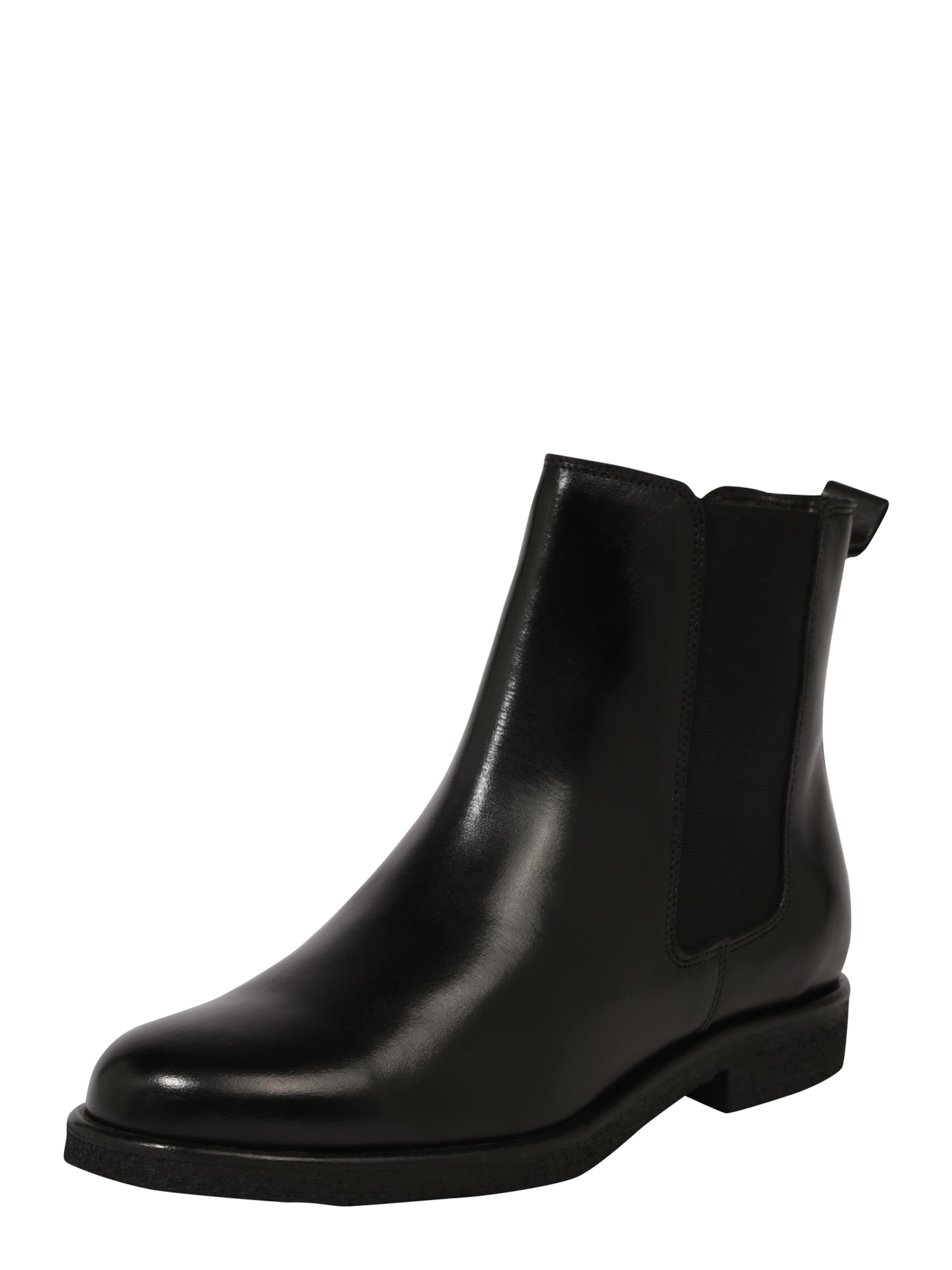 Zign Stiefelette aus Glattleder Verschleißfeste billige Schuhe