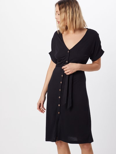ABOUT YOU Šaty 'Sunny Dress' - čierna, Model/-ka