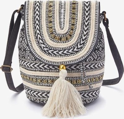 LASCANA Tasche in beige / schwarz, Produktansicht
