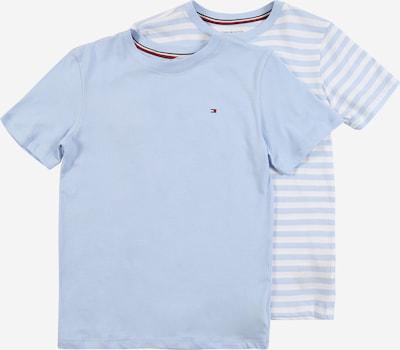 Tommy Hilfiger Underwear Spodnja majica '2P CN TEE SS STRIPE' | svetlo modra / bela barva, Prikaz izdelka