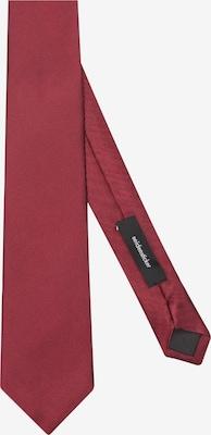 Cravate ' Schwarze Rose ' - SEIDENSTICKER en rouge