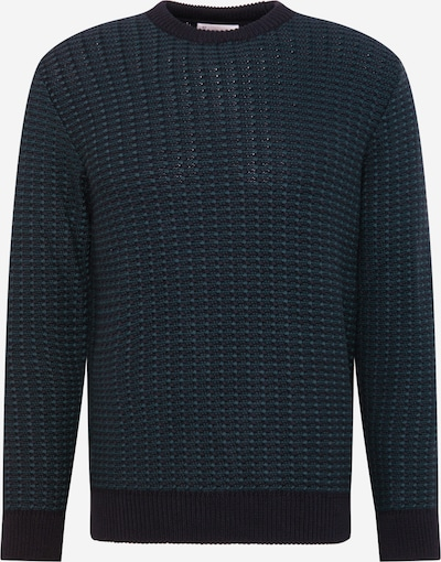 By Garment Makers Svetr 'Leo' - námořnická modř / tmavě zelená, Produkt