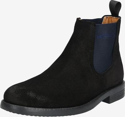 PANTOFOLA D'ORO Chelsea Boots in schwarz, Produktansicht