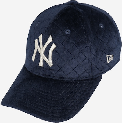 NEW ERA Cap 'WMNS MLB QUILTED 9FORTY NEYYAN NVYMSL New York Yankees' in navy, Produktansicht