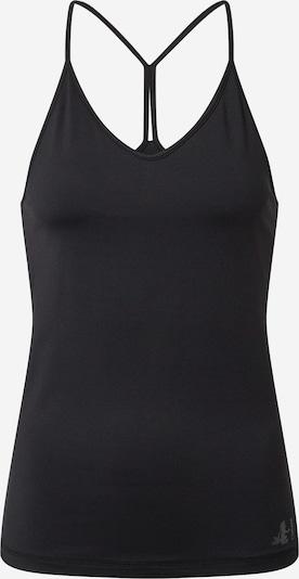 Sportiniai marškinėliai be rankovių iš CURARE Yogawear , spalva - juoda, Prekių apžvalga