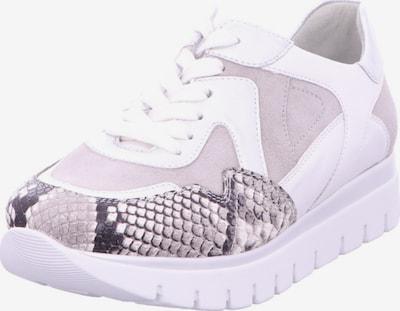 SEMLER Sneakers in grau / mischfarben / weiß, Produktansicht