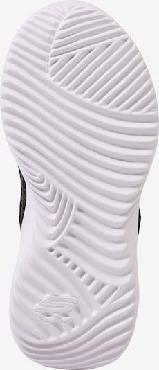 SKECHERS Brīvā laika apavi 'Lightweight Gore & Srap' pieejami zils / neonzaļš / melns: Skats no apakšas