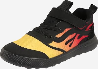 VANS Sneaker 'TD UltraRange Rapidweld V (FLAME) BLACK' in schwarz, Produktansicht