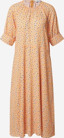 NORR Kleid 'Signe' in Gelb