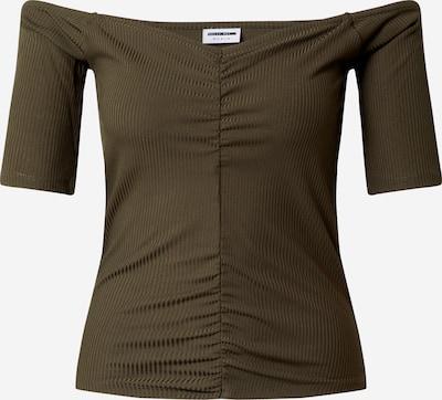 Marškinėliai 'NMPOPPY' iš Noisy may , spalva - alyvuogių spalva, Prekių apžvalga