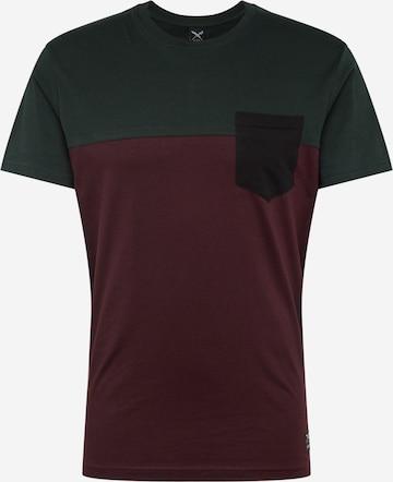 Iriedaily Shirt in Red
