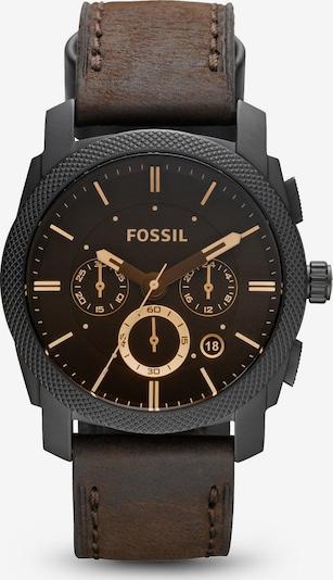 FOSSIL Analogové hodinky - hnědá / černá, Produkt