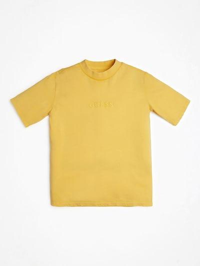 GUESS KIDS Shirt in gelb, Produktansicht