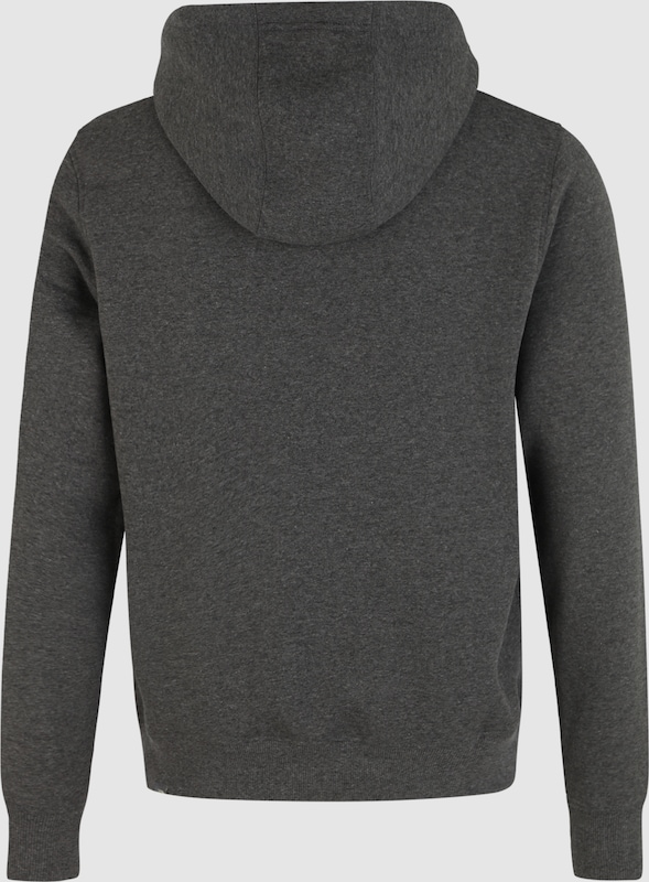 THE NORTH FACE Sweater mit Label-Stickerei