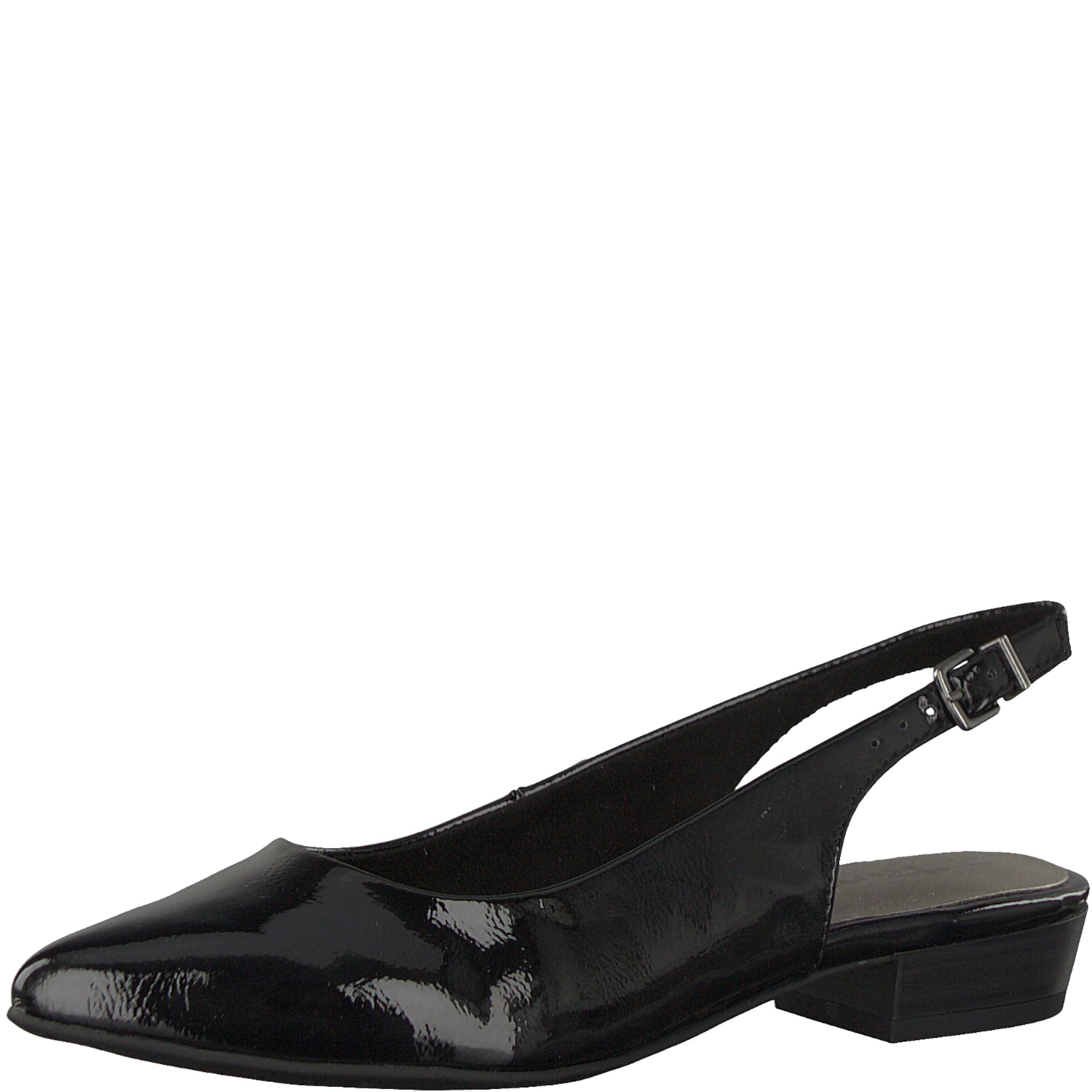 TAMARIS Pantolette Sling Spitz Verschleißfeste billige Schuhe
